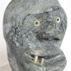 Inuit Carving of Spirit by Paul Aaluk from Gjoa Haven