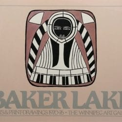 Baker Lake Prints by Winnipeg Art Gallery