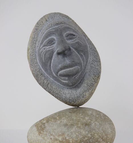 Inuk Face by unknown carver
