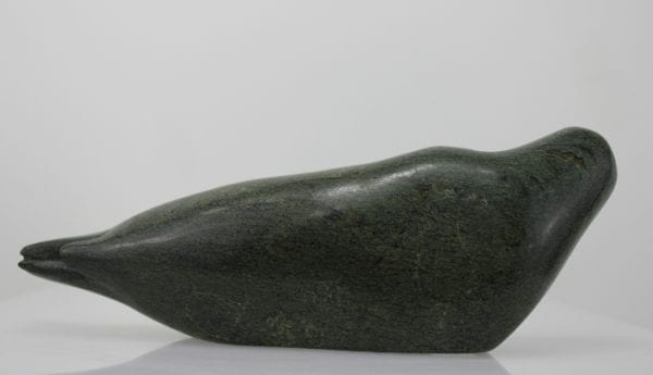 Seal carved by an unknown artist from a beautiful piece of stone.