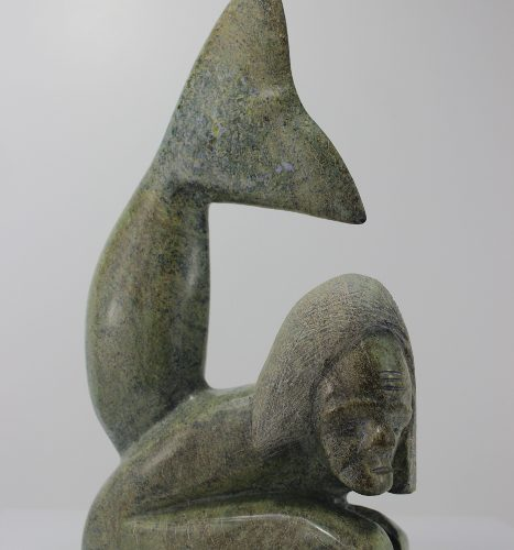 Sedna by Ningeosiaq Ashoona from Cape Dorset