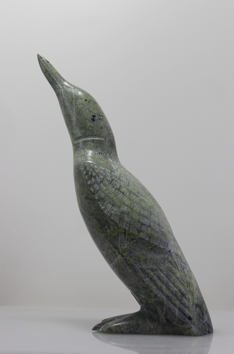 Loon by Itulu Etidloie from Cape Dorset