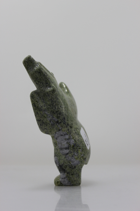 Dancing Bear by Johnny Papigatok from Cape Dorset
