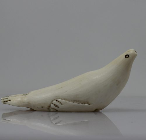 Older Ivory Seal by Unidentified Artist