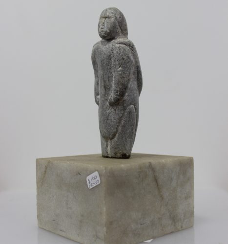 Female Figure on Base by Unknown Artist