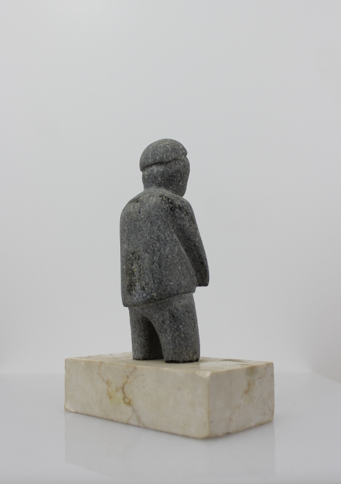 Male Figure on Base by Unknown Artist