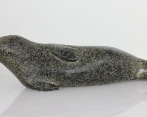 Walrus by Padli Uttuujaq Ilisituk from Salluit