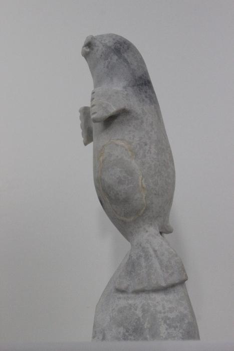 Seal by Bart Hanna Kappianaq from Igloolik
