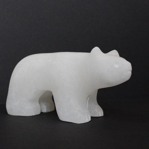 Bear by Troy Akoaksion from Ulukhaktok - Holman