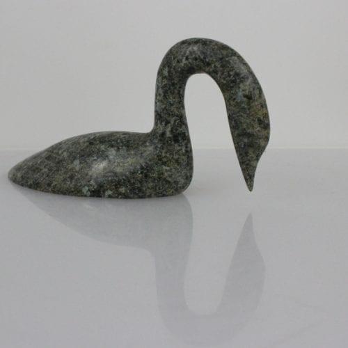 Goose by Tommy Ezikiel from Kinngait -- Cape Dorset