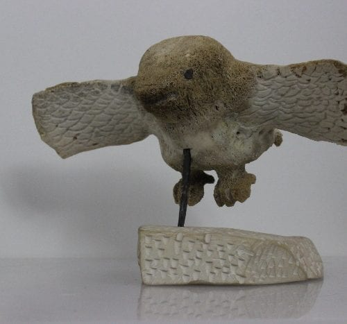 Bird by Unidentified Carver from Cape Dorset - Kinngait