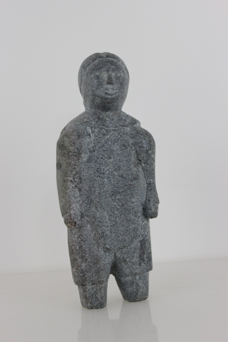 Standing Woman by Lucie Angalakte Mapsalak from Repulse Bay - Naujaat