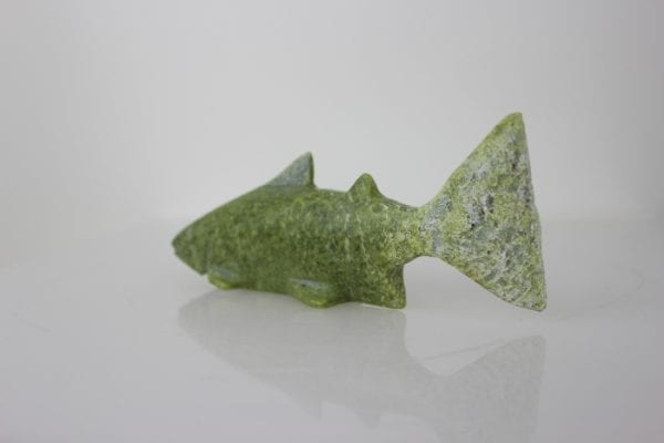 Fish by Simeonie (Killiktee) Killiktee from Kimmirut