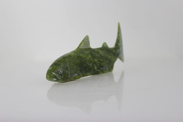 Fish by Simeonie Killiktee from Kimmirut