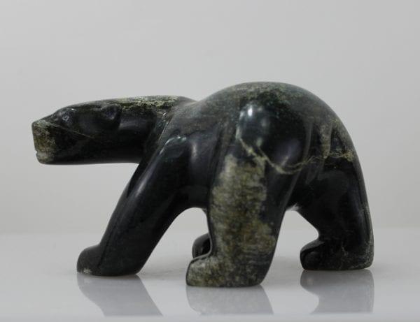 Bear by Pauloosie Tunnillie from Kinngait-Cape Dorset