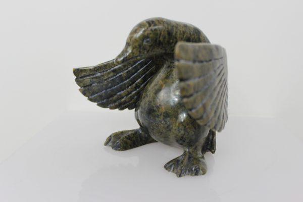 Bird by Kellipalik Etidloie from Cape Dorset/Kinngait