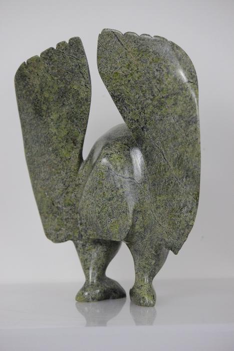 Owl by Simigak Simeonie from Cape Dorset / Kinngait