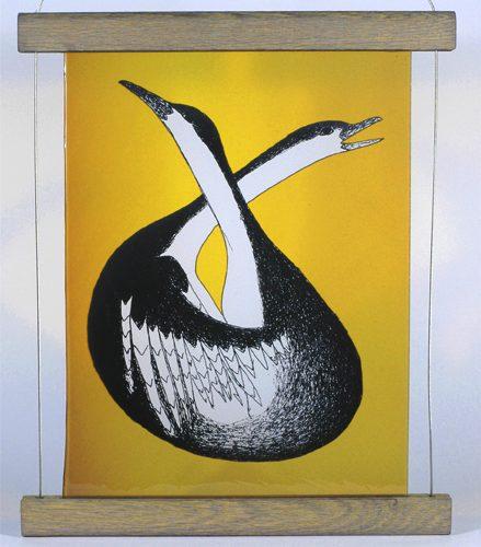 Birds by Kakulu Saggiaktok from Cape Dorset/Kinngait