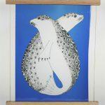 Seals by Kakulu Saggiaktok from Cape Dorset/Kinngait