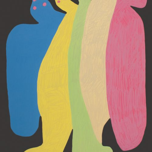 Spirit Guides by Saimaiyu Akesuk 21-09 2021 Dorset Print Collection